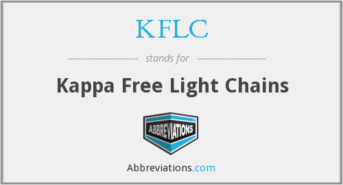 What does KFLC stand for?