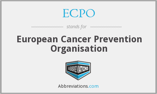 ECPO - European Cancer Prevention Organisation