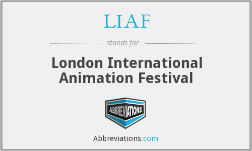 LIAF - London International Animation Festival