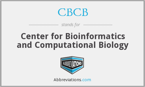 What does CBCB stand for?