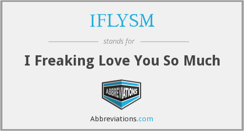 What does IFLYSM stand for?