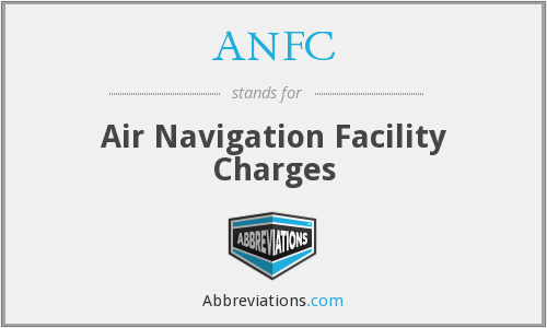 What does ANFC stand for?