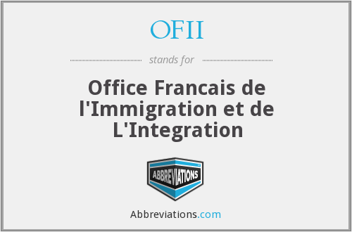 Ofii office francais de l 39 immigration et de l 39 integration - Office francais de l immigration et de l integration paris ...