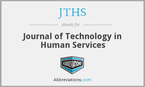 What does JTHS stand for?