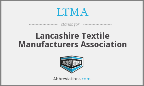 What does LTMA stand for?
