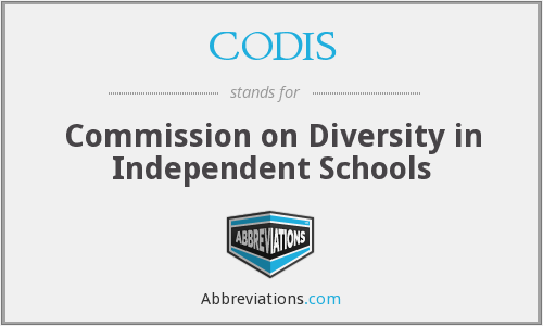 What does CODIS stand for?