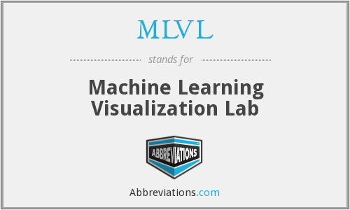 MLVL - Machine Learning Visualization Lab