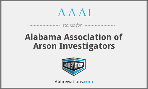 What does AAAI stand for?