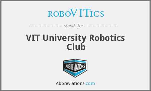 What does ROBOVITICS stand for?