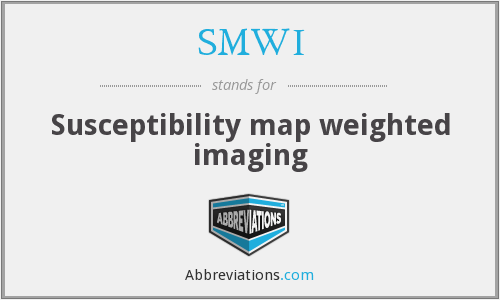 What does SMWI stand for?