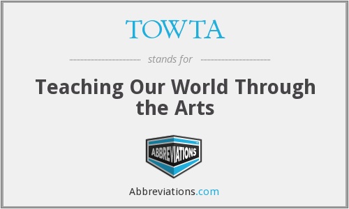 What does TOWTA stand for?