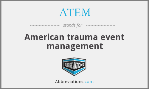 What does ATEM stand for?