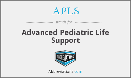 What does APLS stand for?