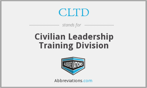 What does CLTD stand for?