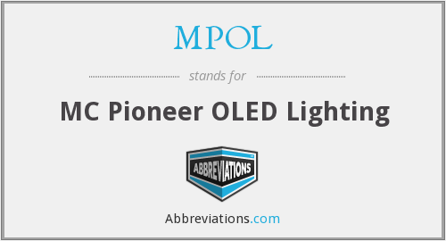What does MPOL stand for?