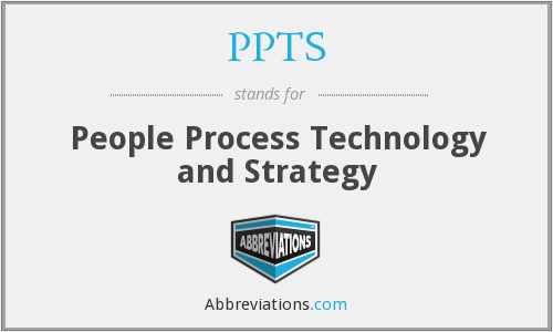 What does PPTS stand for?