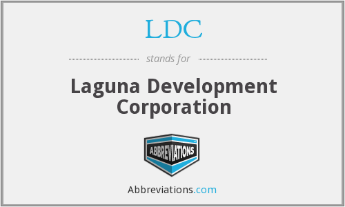 LDC - Laguna Development Corporation