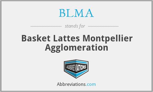 BLMA - Basket Lattes Montpellier Agglomeration