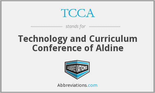 TCCA - Technology and Curriculum Conference of Aldine