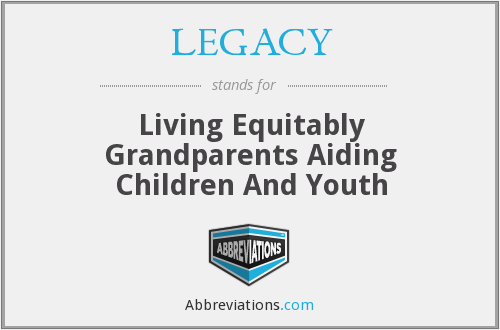 What does LEGACY stand for?