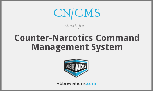 What does CN/CMS stand for?