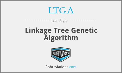 LTGA - Linkage Tree Genetic Algorithm