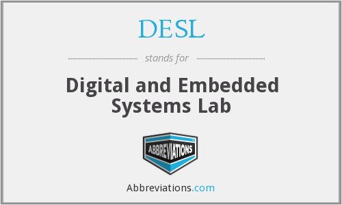 What does DESL stand for?