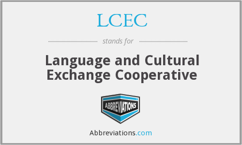 What does LCEC stand for?