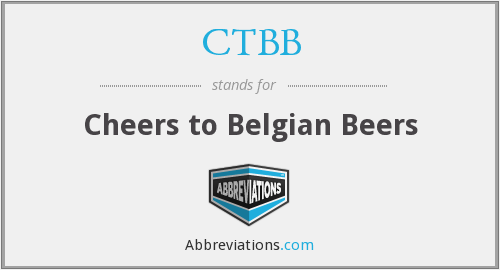What does CTBB stand for?