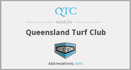 QTC - Queensland Turf Club