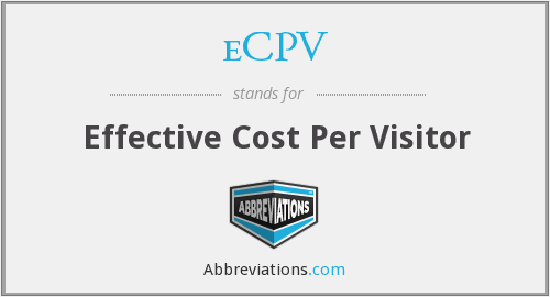 What does ECPV stand for?