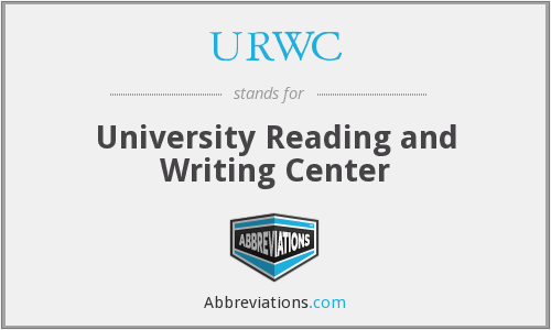 What does URWC stand for?