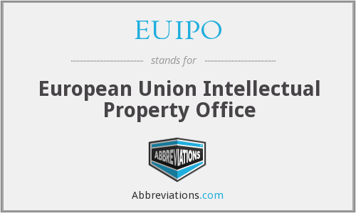 What does EUIPO stand for?