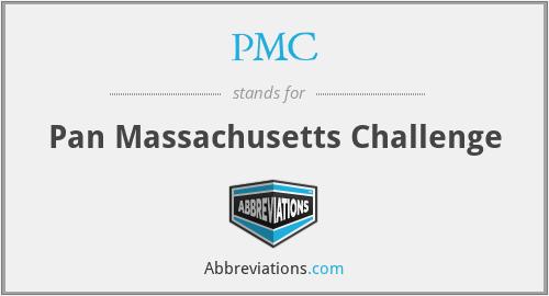 PMC - Pan Massachusetts Challenge