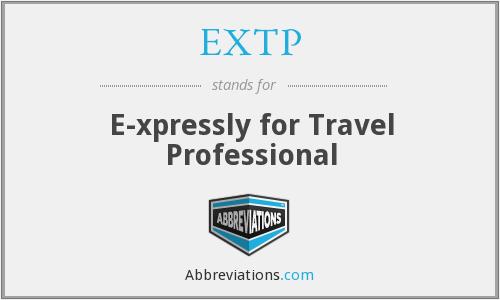 What does EXTP stand for?