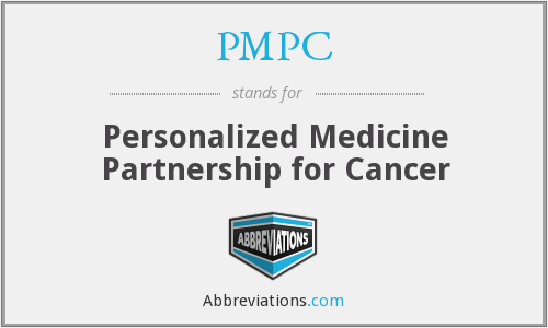 What does PMPC stand for?