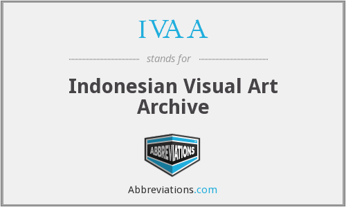 IVAA - Indonesian Visual Art Archive