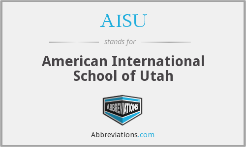 What does AISU stand for?