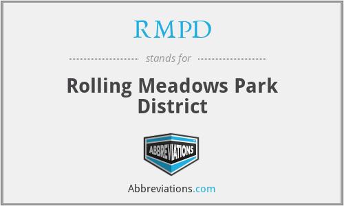 RMPD - Rolling Meadows Park District
