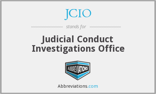 What does JCIO stand for?