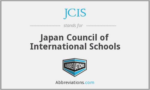 What does JCIS stand for?