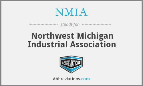 NMIA - Northwest Michigan Industrial Association