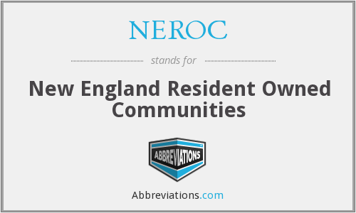 What does NEROC stand for?