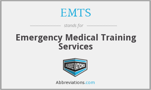 What does EMTS stand for?