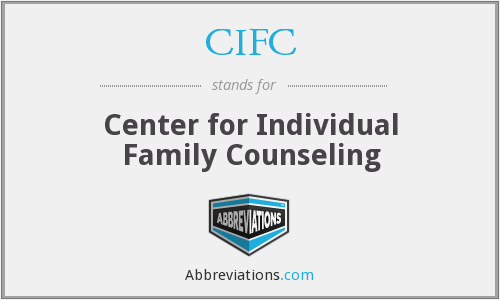 CIFC - Center for Individual Family Counseling