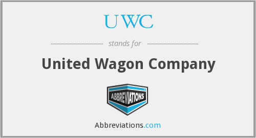 UWC - United Wagon Company