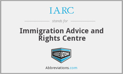 IARC - Immigration Advice and Rights Centre