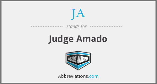 What does amado stand for?