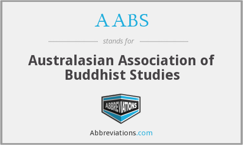 AABS - Australasian Association of Buddhist Studies