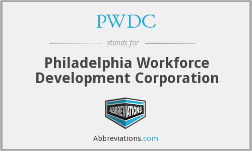 PWDC - Philadelphia Workforce Development Corporation